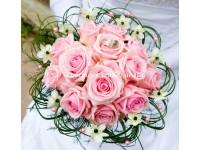 Svatební kytice Michaela...
