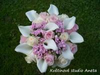 Svatební kytice Alžběta...