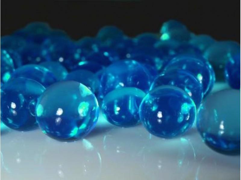 Gelove (vodni) perly modré