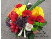 Dárková kytice zeleninová