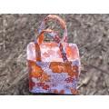 Aranžovací kabelka oranž