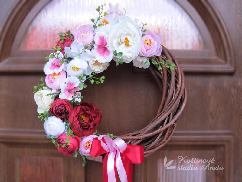 Květinový věneček štěstí 42