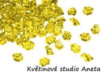 Ledové krystalky žluté...