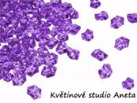 Ledové krystalky fialkové...