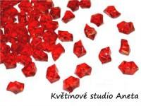 Ledové krystalky červené...