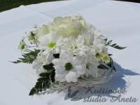 Svatební aranžmá na stůl mini...