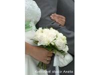 Svatební kytice Nikola A...