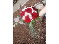 Svatební kytice Mirka...