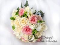 Svatební kytice Simona...
