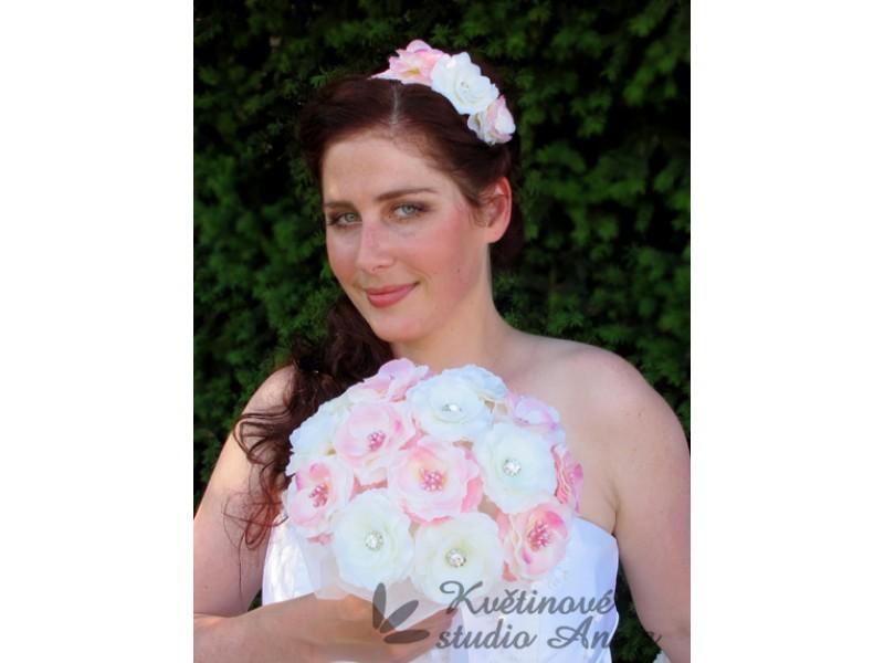Brillant Flowers - svatební kytice