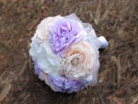 Romantic Flowers - kytice z pryskyřníků...