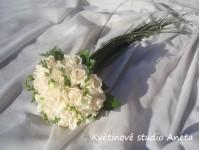 Svatební kytice Nikola...