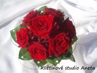 Svatební kytice Antonie...