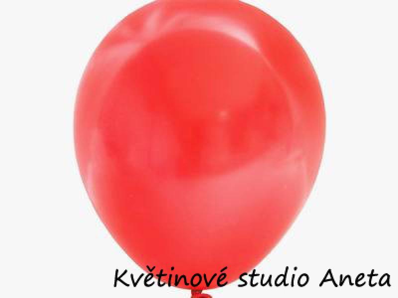 Balonek obyčejný červený