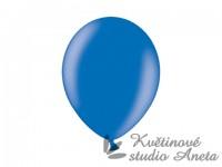 Balonek metalický modrý královsky...
