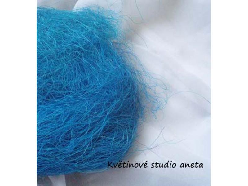 Sisal modrý