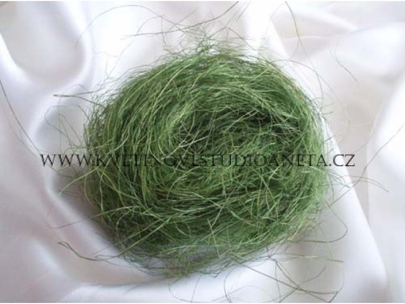 Sisal zelený