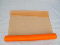 Organza 36cm oranžová