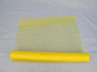 Organza 36cm žlutá...