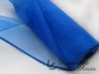 Organza 12cm královsky modrá tvarovací...