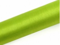 Organza 36cm zelené jablko...
