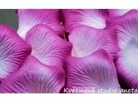 Okvětní plátky fialové 12g...