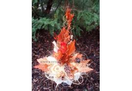 Plamen - vhodný dárek například k významnému jubileu! Je možné různé barevné provedení 850,-
