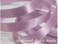 Stuha saténová fialová lila 0,6cm EKO...