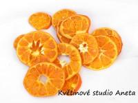 Sušená mandarinka...