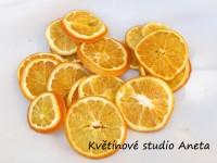 Sušený pomeranč...