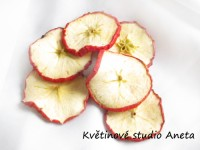 Sušené jablko...