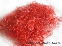 Andělské vlasy červené...