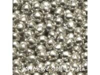 Cukrářské perličky stříbrné...
