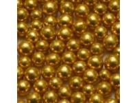 Cukrářské perličky zlatý melír...