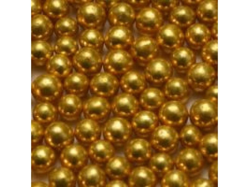 Cukrářské perličky zlaté